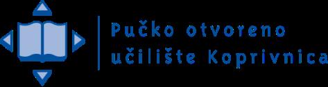Logo POU Koprivnica