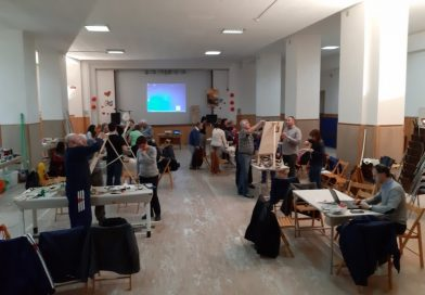 "Drugi trening u okviru projekta ""Chain experiment in preschool"""