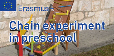 Chain experiment in preschool - projekt