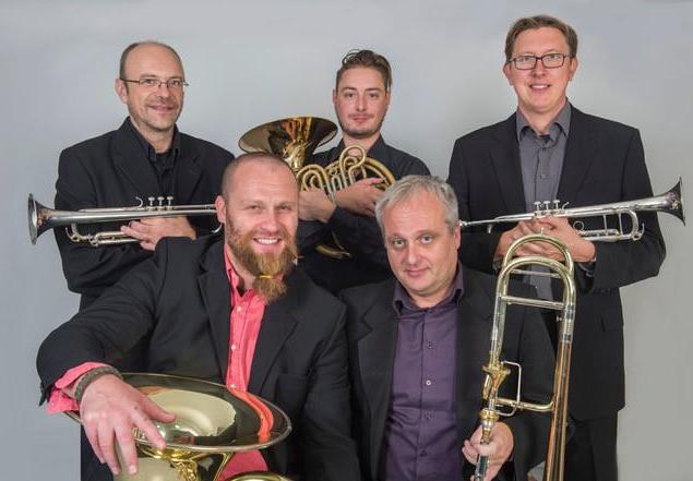 Simply Brass kvintet
