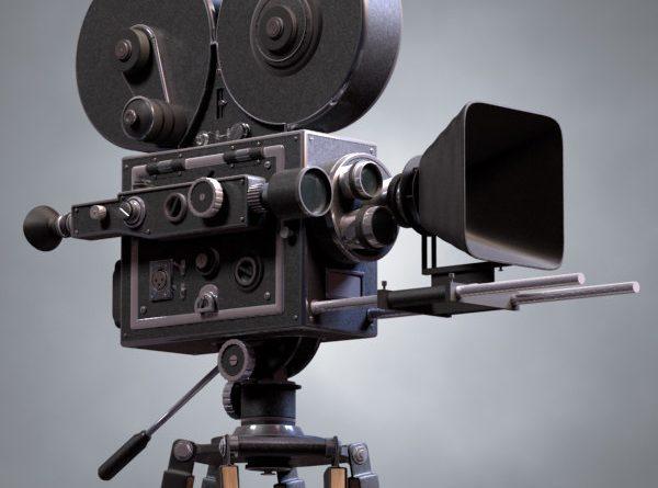 Video Kamera Ilustracija